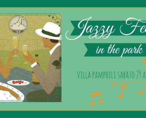 Evento swing Roma Jazzy Feet