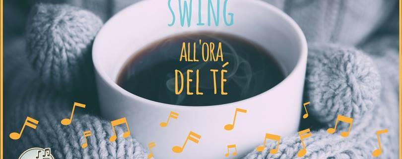 Evento Swing Roma all'ora del té