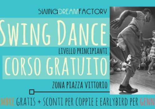 Corso gratuito Swing Dance Roma