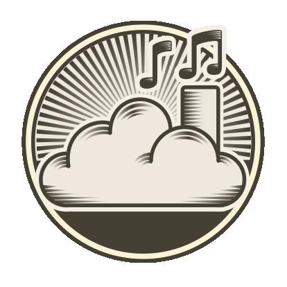 Logo Swing Dream Factory nuvola