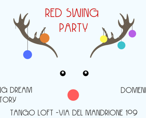 Red Swing Party Roma
