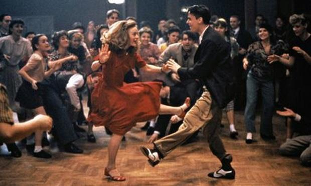 "Scena tratta da film ""Swing Kids"""